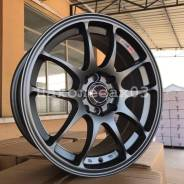 Work Emotion CR Kiwami. 7.0x16, 4x100.00, 4x114.30, ET30, ЦО 67,1 мм.