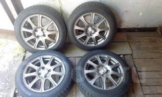 Комплект зимних колес 175/60 R15. 6.0x15 4x100.00 ET45 ЦО 72,0мм.