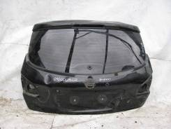 Дверь багажника. Nissan Qashqai, J10E, J10 Двигатели: HR16DE, MR20DE