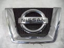 Эмблема. Nissan Dualis, KNJ10, KJ10, NJ10, J10 Nissan Qashqai, J10 Nissan Qashqai+2 Двигатели: MR20DE, HR16DE, M9R, K9K, R9M