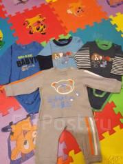Одежда основная. Рост: 68-74, 74-80, 80-86 см
