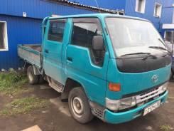 Toyota Dyna. Продаётся Toyota dyna, 2 000 куб. см., 3 500 кг.