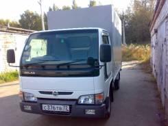 Nissan Atlas. Ниссан Атлас 2006, 2 000 куб. см., 1 500 кг.