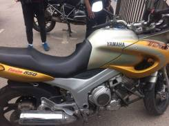 Yamaha TDM 850. 850 куб. см., птс, с пробегом