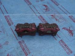 Суппорт тормозной. Toyota Crown, GWS204, GRS180, GRS181, GRS182, UZS186, GRS183, UZS187, GRS184, GRS210, GRS188, GRS200, GRS211, GRS201, GRS202, GRS21...