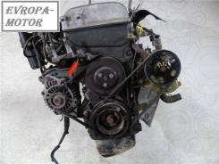 Двигатель (ДВС) на Mazda 323 (BA) 1994-1998 г. г. объем 1.5 л.