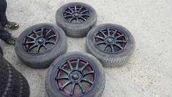 Продам колёса. 6.5x15 5x100.00 ET40 ЦО 70,0мм.