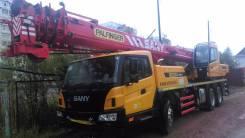 Sany QY25C. Автокран SANY, 8 900 куб. см., 25 000 кг., 31 м.