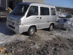 Subaru Sambar. автомат, 0.7 (48 л.с.), бензин, 80 000 тыс. км