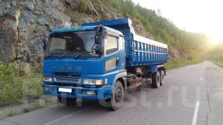Mitsubishi Fuso Super Great. - Самосвал, 18 000 куб. см., 20 000 кг.