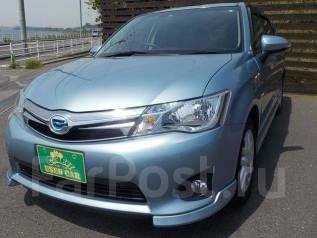 Toyota Corolla Fielder. вариатор, передний, 1.5, бензин, 23 000 тыс. км, б/п. Под заказ