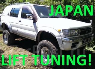 Nissan Terrano. автомат, 4wd, 3.2, дизель, 117 000 тыс. км, б/п, нет птс
