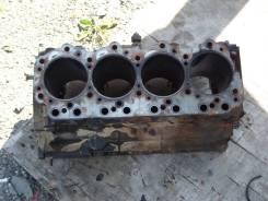Блок цилиндров. Isuzu Bighorn, UBS69GW Двигатель 4JG2