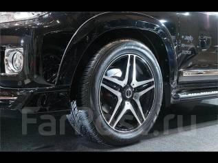 Колеса R20 JAOS Victron 285/50R20 Lexus LX570 LX450D Cruiser 200 202. 9.5x20 5x150.00 ET53. Под заказ