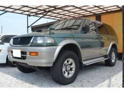 Mitsubishi Challenger. автомат, 4wd, 2.8, дизель, б/п, нет птс. Под заказ