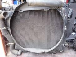 Радиатор охлаждения двигателя. Nissan Atlas, TF22, TGF22 Двигатель TD23