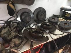Рабочая тормозная система. Subaru Legacy, BL5