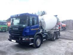 Scania P. Продам автобетоносмеситель (миксер) 400 6X4, 2014 года, 13 000 куб. см., 8,00куб. м.