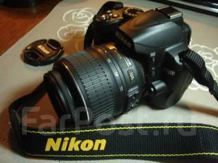 Nikon D3000. 10 - 14.9 Мп, зум: 3х
