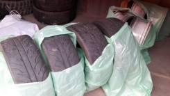 Dunlop Direzza ZII. Летние, 2013 год, износ: 50%, 4 шт