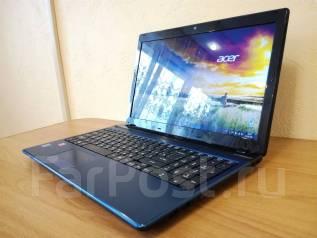 """Acer Aspire 5560. 15.6"""", 2,5ГГц, ОЗУ 4096 Мб, диск 500 Гб, WiFi, Bluetooth, аккумулятор на 2 ч."""