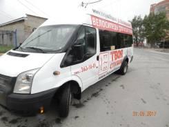 Ford Transit. Продается автобус 2012 в Новосибирске, 2 200 куб. см., 19 мест