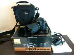 Nikon D7000 Kit. 15 - 19.9 Мп