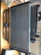 Радиатор охлаждения двигателя. Chery Bonus