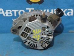 Генератор. Toyota Corolla Toyota Corolla Fielder, NZE121 Двигатель 1NZFE