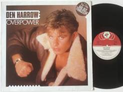 Italo Disco! Дэн Харроу / Den Harrow - Overpower - DE LP 1985
