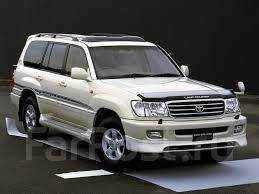 Губа. Toyota Land Cruiser, FZJ100, UZJ100W, HDJ100, UZJ100, UZJ100L, HDJ100L, J100