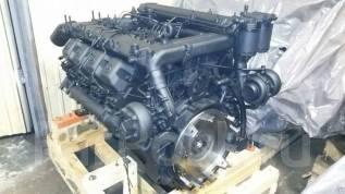 Двигатель в сборе. Камаз