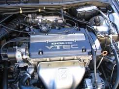 Двигатель в сборе. Honda Torneo, CF4, CF3, CF5 Honda Accord, CF5, CF4, CF3 Двигатели: F20B, F18B