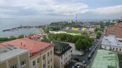 Гостиница в центре Владивостока
