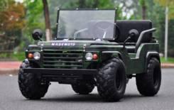 Миниджип Mini Willys 110 Без Пробега, 2016. исправен, есть птс, без пробега