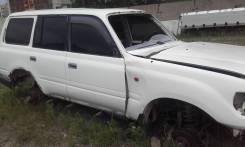 Бак топливный. Toyota Land Cruiser, FZJ80 Двигатель 1FZFE
