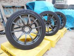 Advan Racing RS. 7.5x17, 5x114.30, ET48, ЦО 73,0 мм.