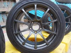 Advan Racing RS. 7.5x17, 5x114.30, ET48, ЦО 73,0мм.