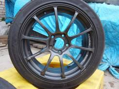 "Advan Racing RS. 7.5x17"", 5x114.30, ET48, ЦО 73,0 мм."