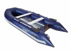 Лодка ПВХ Gladiator B370AL с Алюминиевым пайолом Синяя. Год: 2017 год, длина 3,70м., двигатель подвесной, 30,00л.с., бензин