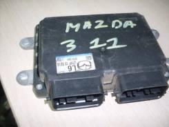 Блок управления двс. Mazda Mazda3