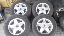 Bridgestone Alpha. 6.5x15, 4x114.30, 5x114.30, ET32, ЦО 78,1мм.