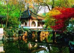 Сучжоу. Образовательный тур. Летние курсы китайского языка в университете г. Сучжоу!