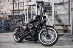Harley-Davidson. 1 200 куб. см., исправен, птс, с пробегом