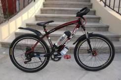 Электровелосипед фетбайк. Под заказ