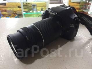 Canon EOS 1100D. 10 - 14.9 Мп, зум: 4х