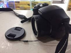 Sony Cyber-shot DSC-H100. зум: 14х и более
