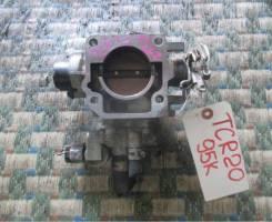 Заслонка дроссельная. Toyota Estima Lucida, TCR11, TCR21, TCR20, TCR10 Toyota Estima Emina, TCR20, TCR10, TCR11, TCR21 Toyota Previa, TCR20, TCR11, TC...