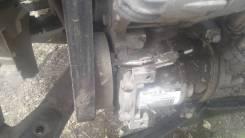 Компрессор кондиционера. Renault Sandero Двигатель K4MC
