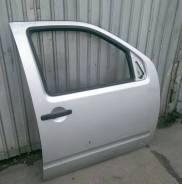 Дверь боковая. Nissan Navara
